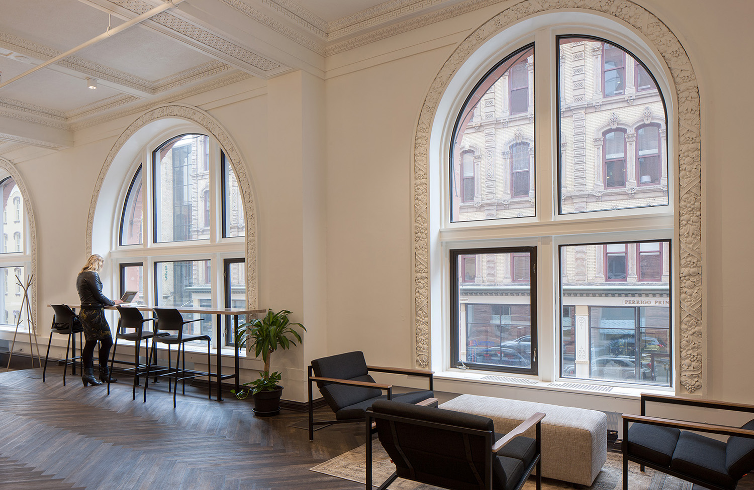 How coworking spaces are growing an entrepreneurial community in ...