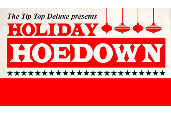 Holiday Hoedown with Delilah DeWylde & the Bootstrap Boys