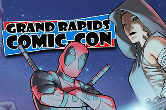 Grand Rapids Comic Con: Cosplay in the city