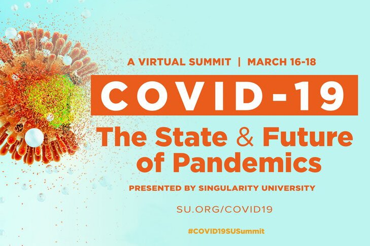 SingularityU offers free COVID-19 virtual summit