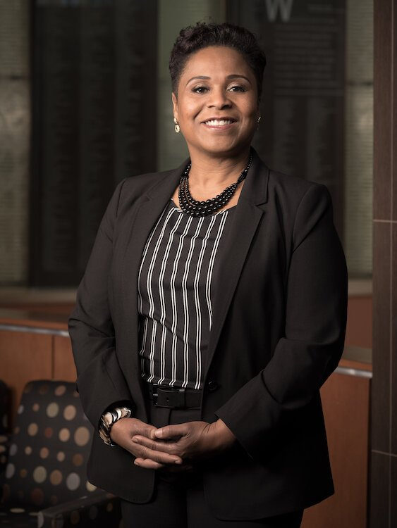 Dr. Rhae-Ann Booker, PhD, Metro Health Vice President for Diversity, Equity, and Inclusion
