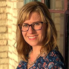 Grand Haven writer Melanie Hooyenga has published seven books.
