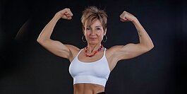 Tammy Dockins has been in the health and fitness industry for more than 30 years.