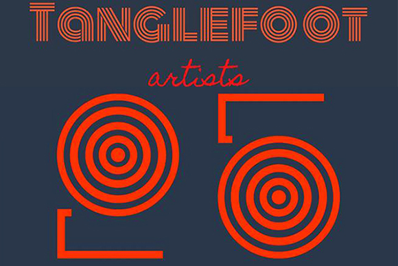 Tanglefoot Artists' Open Studio Event: 25 years of creating