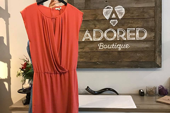 704d83311 Adored Boutique opens East Hills retail space with hopes of paying it  forward