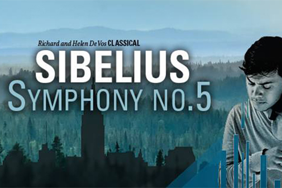 Sibelius' Symphony No. 5: Grand Rapids Symphony to perform 20th century masterpieces