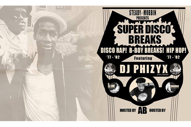$MC Presents: Super Disco Breaks DJ Phizyx & AB