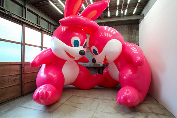 Blow Up: Inflatable Contemporary Art