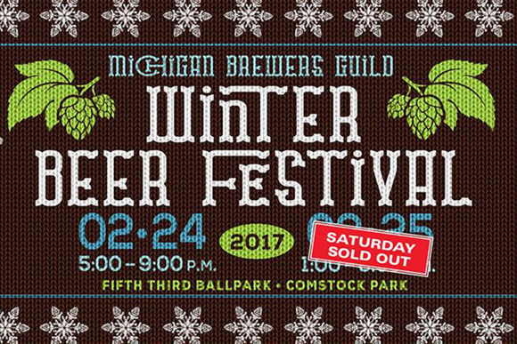 12th Annual Winter Beer Festival: Pound Michigan brews in the open air