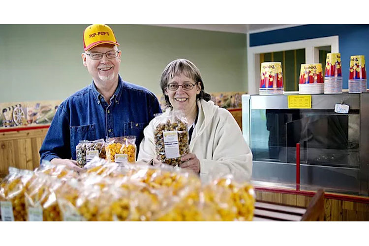 Exceptional Kernel Of An Idea Grows Into Family Popcorn Business Under Michigan Cottage  Food Law