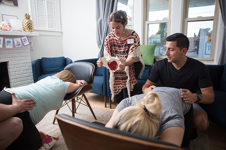 Alternative birthing methods and why Michigan moms are choosing them