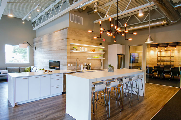Development news green giftz prepares for grand reopening in custom designed ottawa avenue office space malvernweather Choice Image