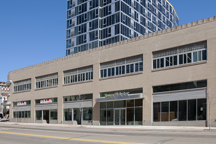 TowerPinkster Forges Ahead With First Floor Expansion Of Historic Heartside Office Space