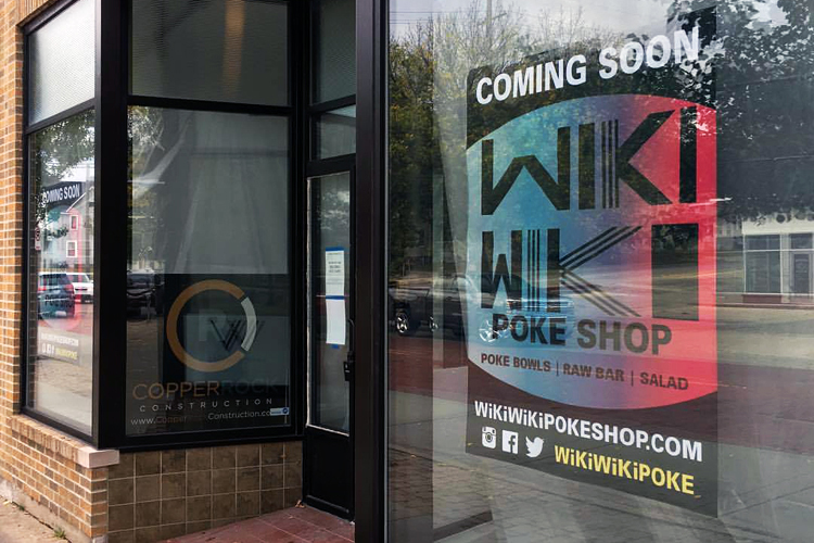 New Wikiwiki Poke Shop and Oyster Bar brings unique flavors to quick  service concept