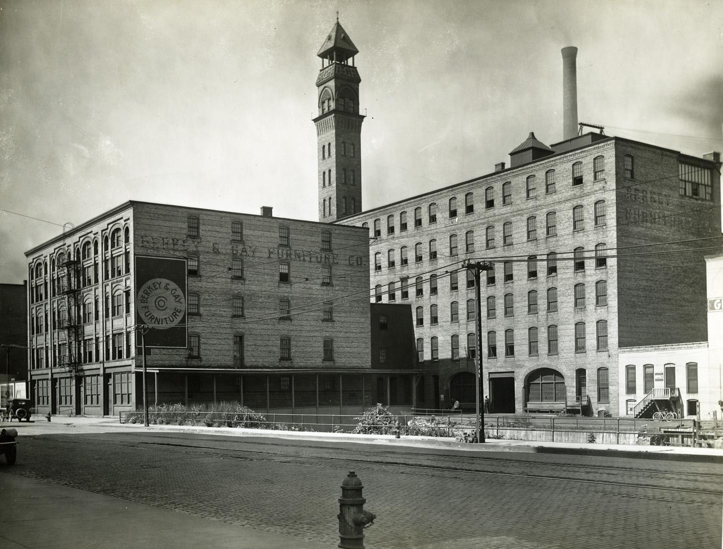 Building Grand Rapids Part I From Furniture City To Urban Renewal