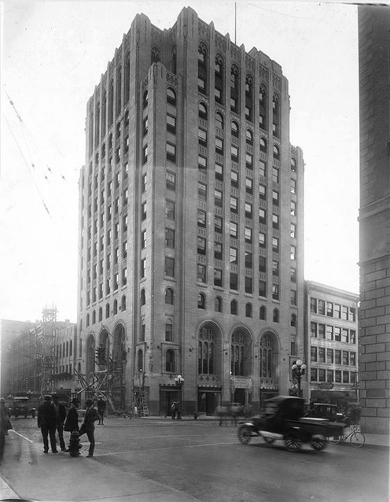 Building Grand Rapids Part I From Furniture City To