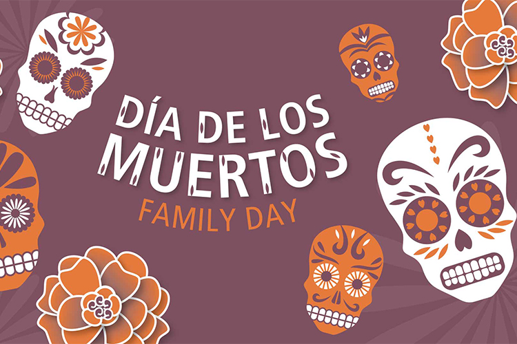 Dia de los Muertos (Day of the Dead): Family day in every possible way