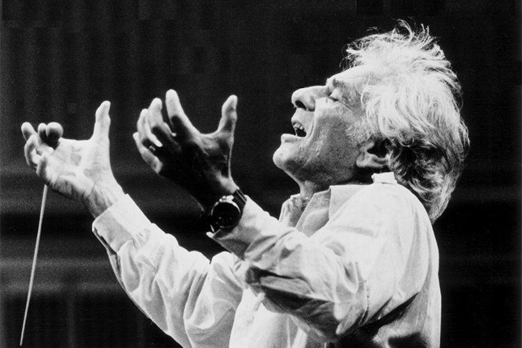 Bernstein's 100th: Creating beauty during ugly times