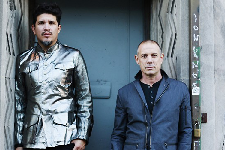 Thievery Corporation: World dance music with an electronic twist