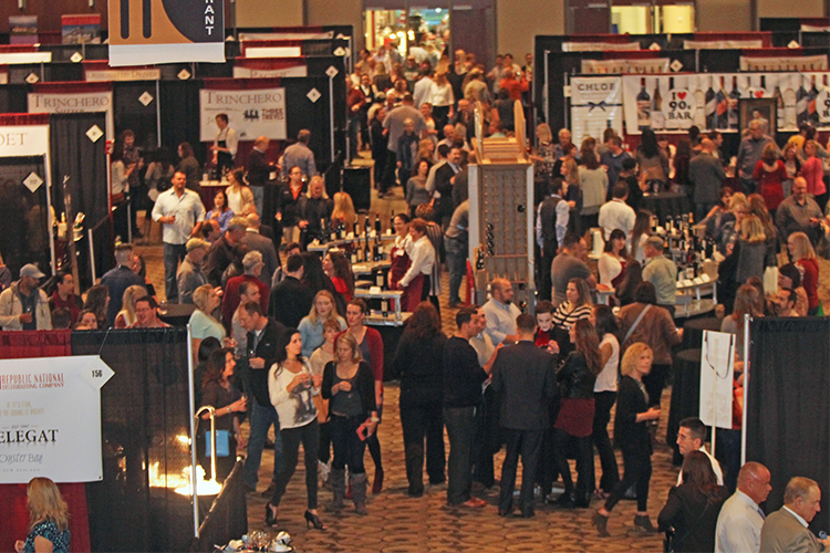 11th Annual Grand Rapids International Wine, Beer & Food Festival: Sip, nosh, sip