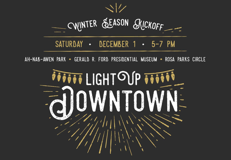 Light Up Downtown: Third time's the charm. (Truly, it is!)