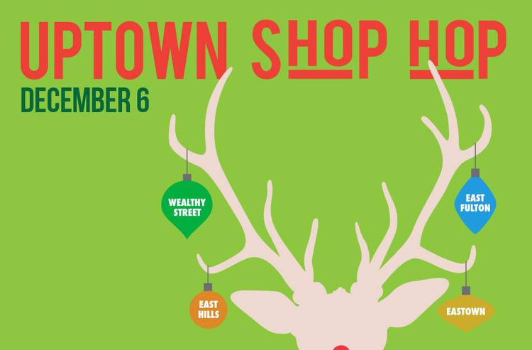 Uptown Holiday Shop Hop: Amazon has nothing on this holiday shopping tradition