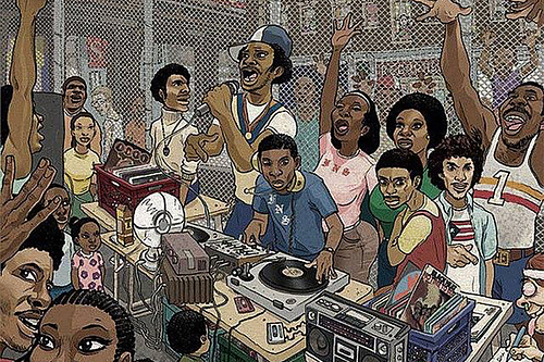 A Night of R&B and Old School Hip Hop: DJ Composition invites you to boogie down
