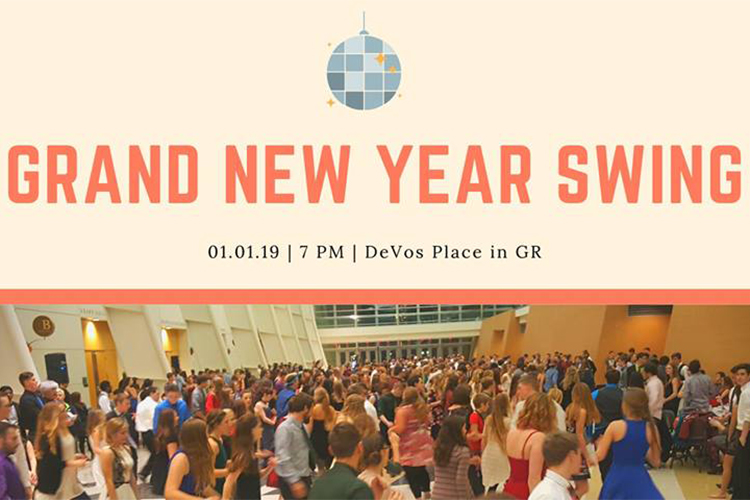 The Grand New Swing Dance Year: Add learning to swing to your NY's resolutions