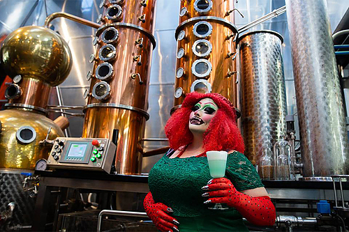Long Road Distillers NYE Masquerade Drag Show: Best bet for NYE (but bring your Washington's)