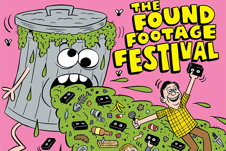 Found Footage Festival in Grand Rapids: Laugh out loud VHS fun at UICA