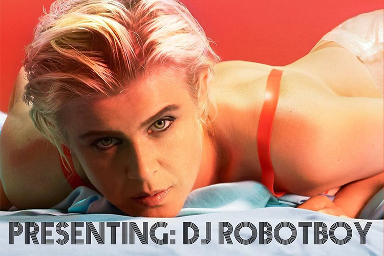 A Robyn Party: Groove on the dance floor with Sweden's biggest export