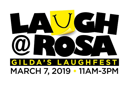 Laugh at Rosa!: A community kick-off celebration of laughter