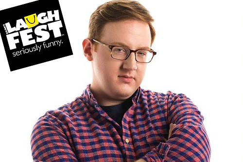 Matt Bellassai: Laughfest's class of 2019 gets a queer over-achiever that the audience loves!