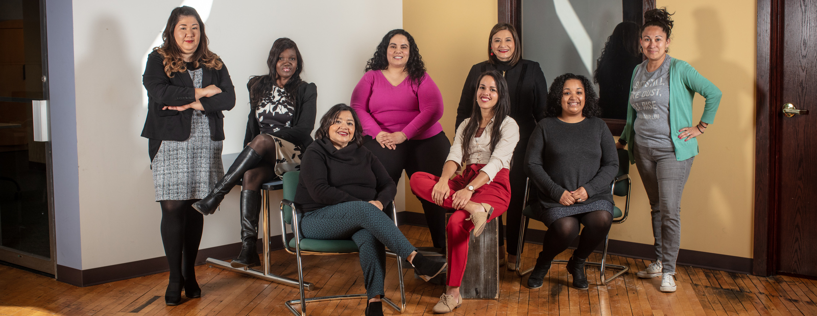 Remembering Women's history month, groups like the Latina Network of West Michigan are the history makers of today.