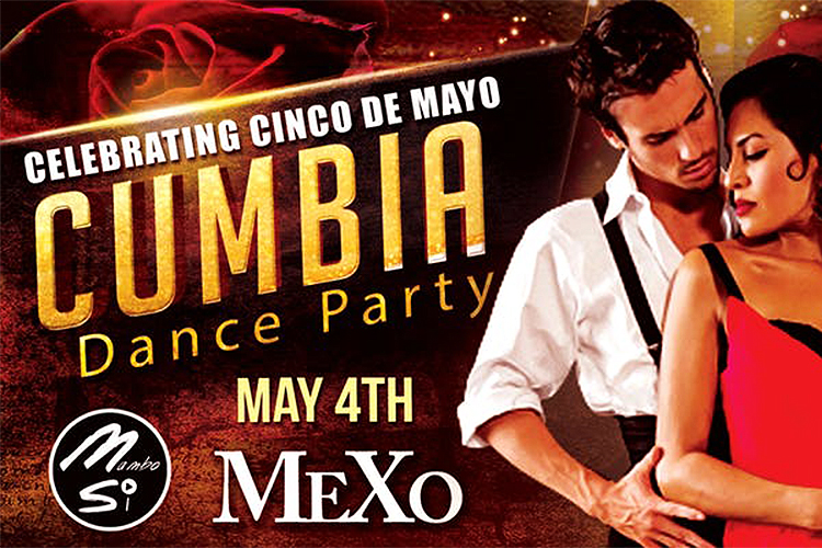 MeXo's Cinco De Mayo Cumbia Dance Party: Dance as a cultural communicator