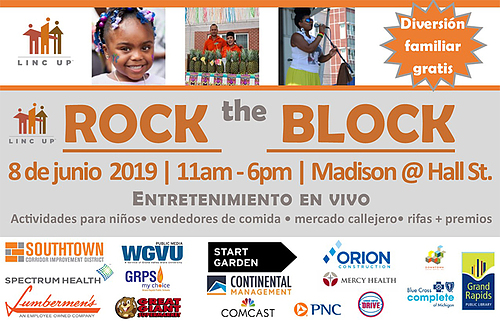 Rock The Block: Southtown's community open house is in the streets.
