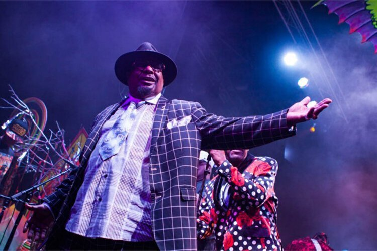 George Clinton & Parliament Funkadelic: Rock and Roll Hall of Fame inductee farewell stop in GR