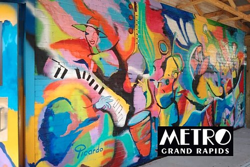 Metro Grand Rapids: Debut of the new...that has a great beat to dance to