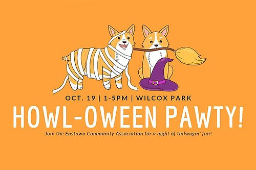 Eastown Howl-oween Pawty: The city goes to the dogs at Uptown neighborhood park