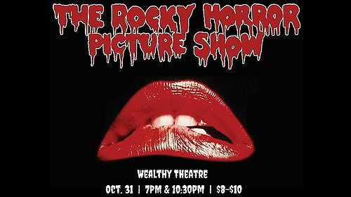 "Rocky Horror Picture Show: ""Let's do the time warp again!"""
