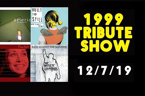 Tribute Show: Party like it's 1999!