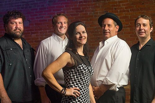 West Michigan Blues Society's Holiday Party: Blues on stage, happiness at every table