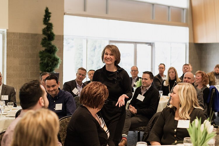 Emily Staley, Lakeshore Advantage's vice president of marketing and communications, shares a success story.
