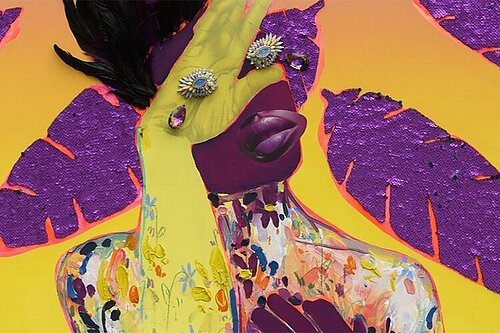 UICA Drop-In Studio Event: Centering on Translating Valence's Artist Devan Shimoyama