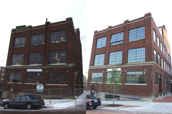 Vacant warehouse hotel now 45 apartments as Grand Rapids