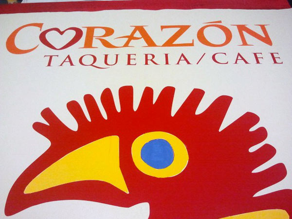 Corazon Mexican Food Grand Rapids