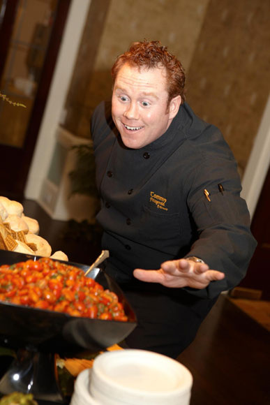 Luxury Tommy FitzGerald Has A Lot Cooking
