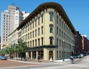New Tenant For Grand Rapids Flat Iron Building Will Take