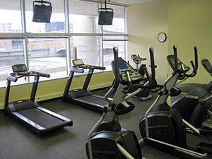 Rehab of West Side fitness center includes LIVESTRONG ...
