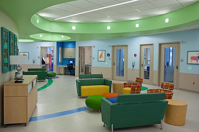 The Helen DeVos Children's Hospital is the New Kid on the Block